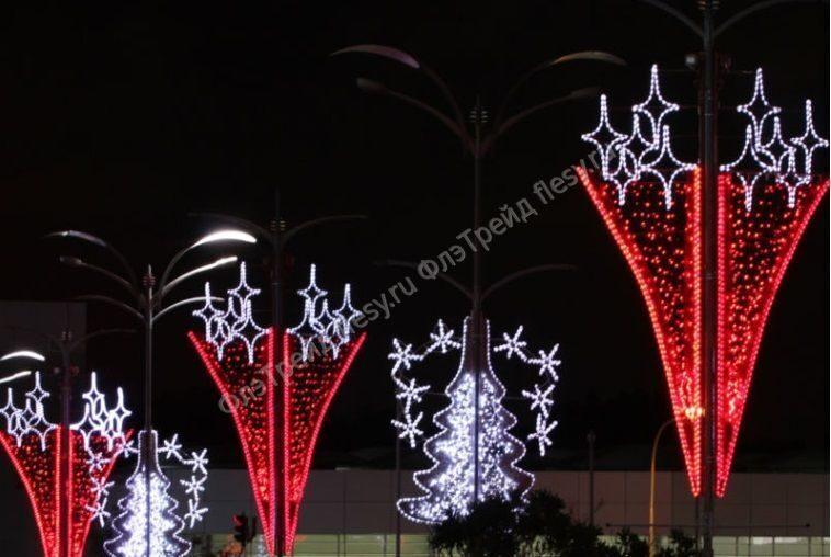 Линейные светильники для торговых площадей